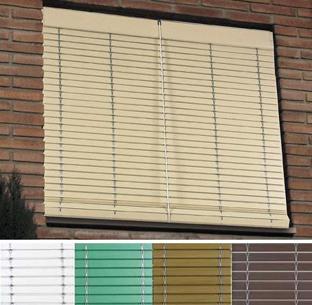 Aluminios laguna productos for Cortinas plastico exterior